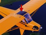 Skylight - Piper Cub J-3
