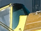 Windshield - Grumman/Gulfstream/Schweizer AG CAT G-164A, G-164B