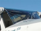 Windshield - Cessna 170