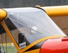 Windshield - Piper PA-18-95, PA-19 (L-18C)