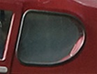 Rear Window (Left or Right)(Models 108, 108-1, 108-2)* - Stinson Voyager 108, 108-1, 108-2, 108-3, 108-5