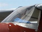 Windshield - Aero Commander/Rockwell Darter 100, Lark 100 - Volaire 10, 10A