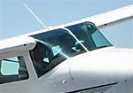 Windshield - Cessna 206 Super Skywagon