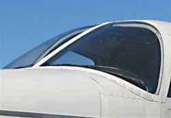 Windshield - Piper PA-28