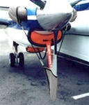 Beechcraft King Air C90A Inlet Plug
