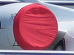 Lear 30 No T/R's - Jet Engine Cover