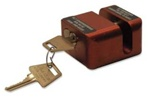 Bonanza Aircraft Anti-Theft Lock