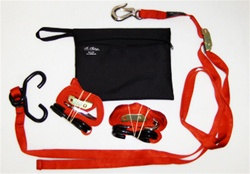 Aircraft Portable Tie Down Kit