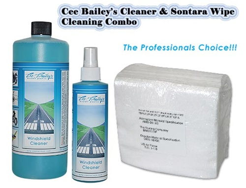Cleaner & Aerospace Wipe Products