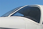 Windshield - Piper PA-32