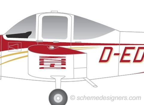 Windshield - Piper Tomahawk PA-38-112