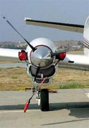 Beechcraft King Air C90 Propeller Sling (One Side)